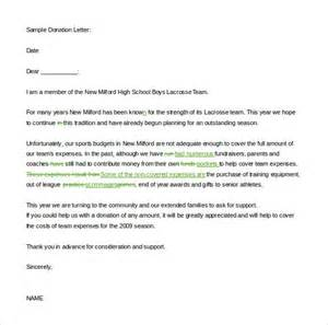 money template for school 10 fundraising letter templates free sle exle