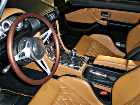 Auto Upholstery by Car Leather Upholstery Custom Auto Leather Interiors By