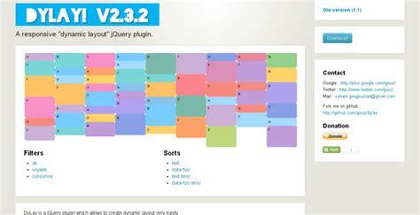 jquery web layout design 40 best jquery grid plugins jqueryhouse
