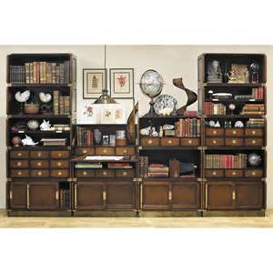 Define Bookshelves Authentic Models Campaign Modular Wood Bookcase Wall At