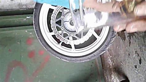 Seal Shock Depan Yamaha Cara Ganti Seal Shock Depan 4tak