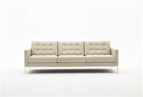 knoll divani divani tre posti divano florence knoll da knoll