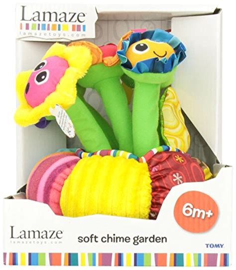 Lamaze Chime Garden by Lamaze Soft Chime Garden Musical New Free Shipping