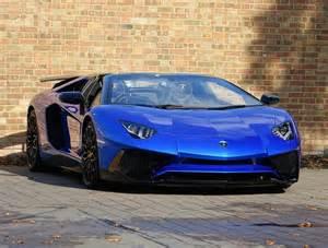 Lamborghini Aventador Roadster Blue 2016 66 Lamborghini Aventador Sv Roadster Blue Nethuns