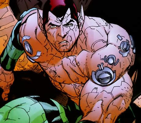 cyborg vs android amazo vs skrull battles comic vine