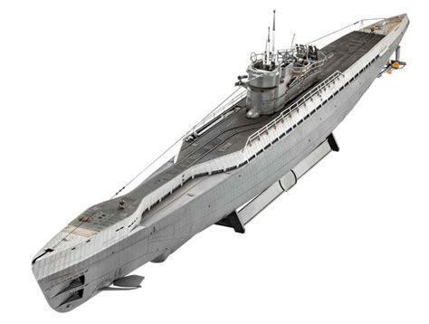 german submarine type ix c 40 revell 05133 1 72 model kit