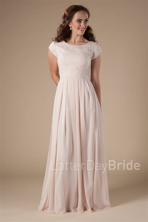 Modest Bridesmaid Dresses by Modest Bridesmaids Dresses Maggie