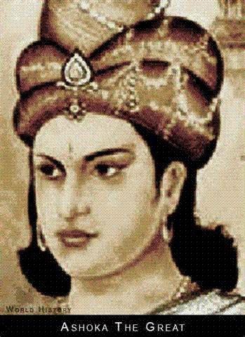 ashoka chakravarthy biography in english ashoka the great 304 232 b c historiarex com