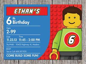 free printable lego birthday invitations drevio invitations design