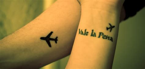 airplane tattoo designs 12 surprisingly well done airplane tattoos epeak