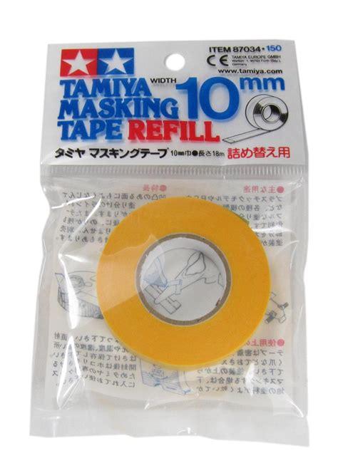 Tamiya Masking 10mm Kuning tamiya 87034 masking refill 10mm