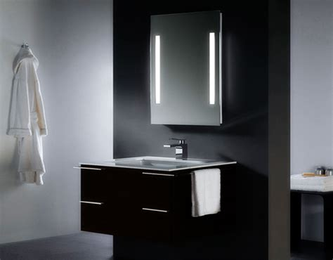 Lighted Bathroom Vanity Mirrors | bathroom vanity set with lighted mirrors furniture ideas