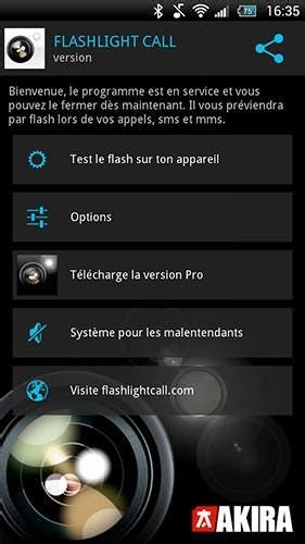 flashlight mobile phone free flashlight call android mobile phone