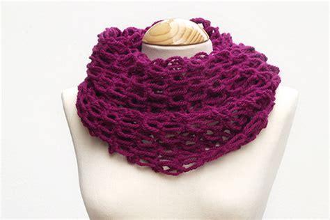 bufanda cuello en crochet o ganchillo de lana o estambre cuellos de ganchillo silayaya
