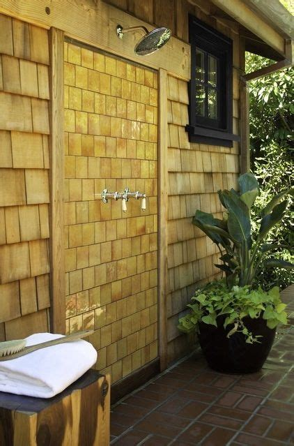 Beautiful Outdoor Showers by Discover And Save Creative Ideas