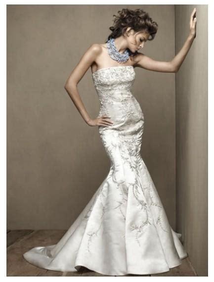 fotos vestidos de novia tipo sirena fotos de vestidos de novia tipo sirena paperblog