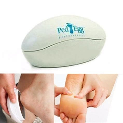 Ped Egg 75 ped egg pedicure foot smooth dead skin removal