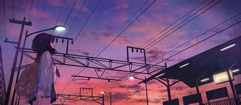 imagenes de paisajes anime anime paisaje wallpapers de excelente calidad