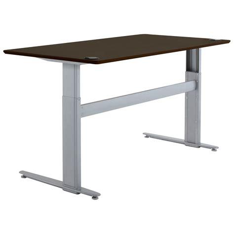 Conset 501 25 Standing Desk Shop Sit Stand Desks Motorized Standing Desk