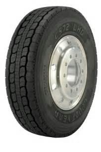 Goodyear Truck Tires Az Goodyear Unveils Tread Drive Tire