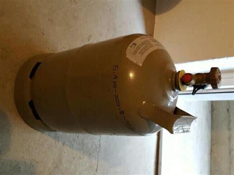 Leere Gasflaschen Kaufen by Gasflasche Gebraucht Kaufen Nur Noch 4 St Bis 70 G 252 Nstiger