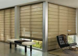 Roman Shades For Sliding Patio Doors bamboo roman shades for sliding glass doors window