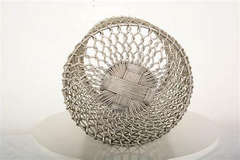 decorative waste baskets aluminum decorative waste basket for sale at 1stdibs