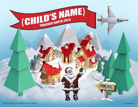 7 best norad tracks santa official merchandise images on