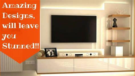 unit tv amazing ways to design your tv unit plan n design