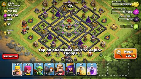 best of the clash best clash of clans base by buon best clash of clans base