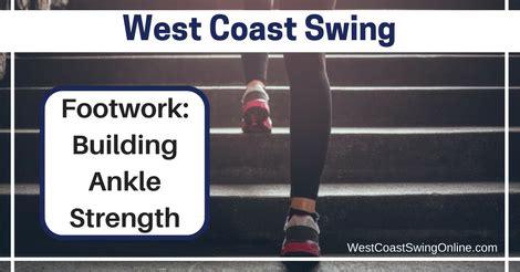 west coast swing points footwork west coast swing online