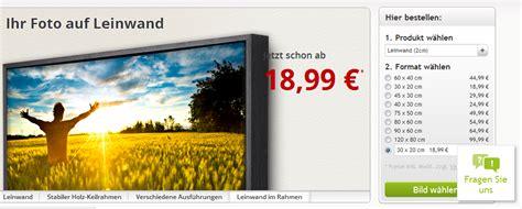 Foto Auf Leinwand Test by Fotoleinwand Poster Der Gro 223 E Testbericht
