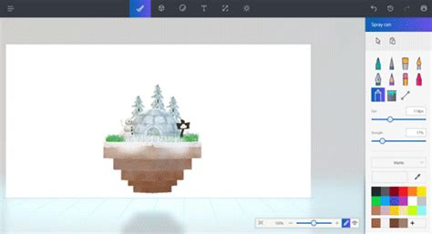 doodle jump let lt s microsoft reveals five paint 3d features winbuzzer