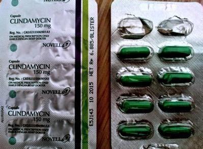 Salep Mediklin hilangkan jerawat dengan 4 rekomendasi obat antibiotik ini