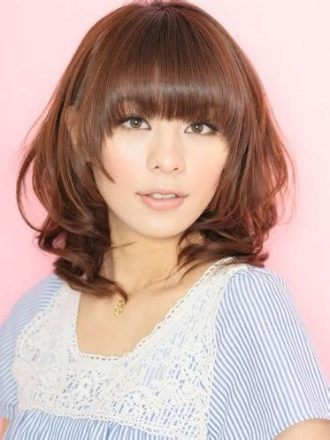 digital perm thick asian hair google search hair best 18 korean wave perm images on pinterest hair and