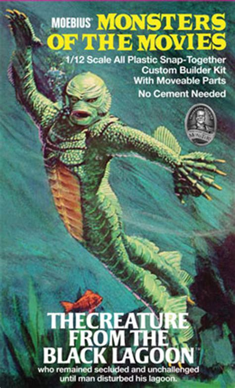 the creature chronicles exploring the black lagoon trilogy books creature from the black lagoon creatures cruiser model