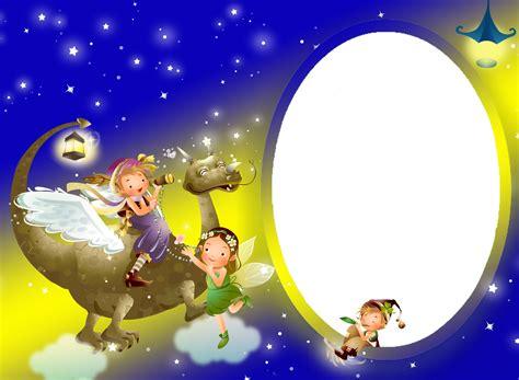 imagenes infantiles png gratis peque juegos 235 marcos infantiles para fotos