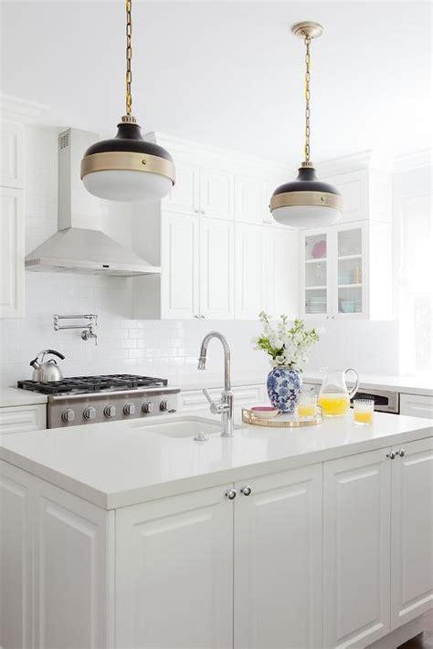all white kitchen traditional kitchen phoebe howard