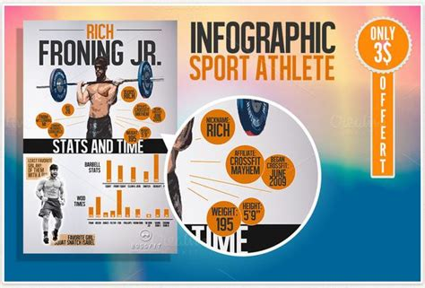 20 nice sports infographics template