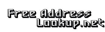Records Address Search Free Free Address Lookup Address Search Find Records
