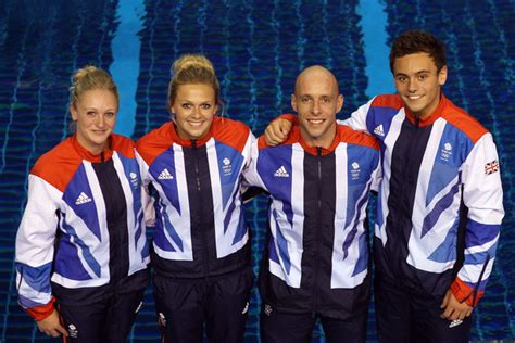 tom daley and tonia couch tom daley and tonia couch photos photos team gb diving
