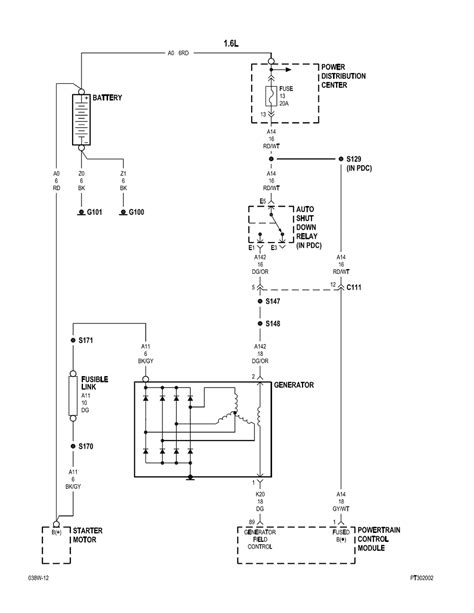 repair guides charging system charging system
