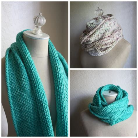 knitting pattern for infinity scarf phydelle infinity scarf cowl knitting pattern phydeaux
