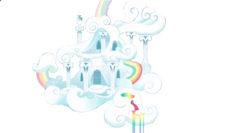 rainbow dash house rainbow dash s house vector by darkkon13 on deviantart