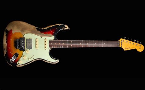 the philosophy of the strat single coils and