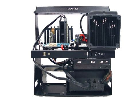 lian li t60 test bench lian li pitstop t60 open air test bench