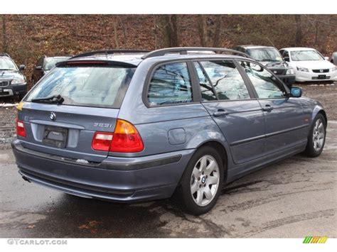 2000 bmw 3 series 323i steel blue metallic 2000 bmw 3 series 323i wagon exterior