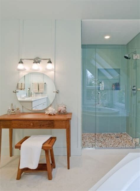 sea glass bathroom ideas 44 sea inspired bathroom d 233 cor ideas digsdigs