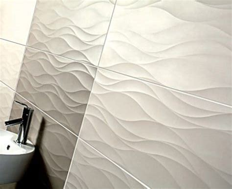 3d bathroom tiles wall mounted tile porcelain stoneware for bathroom striped pattern durastone