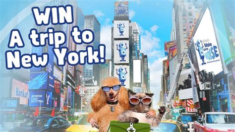 Create Buck Cherrys New And Win A Trip To win the trip of a lifetime to new york with global s make